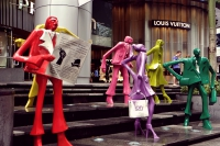Videonauts Singapur shopping backpacking