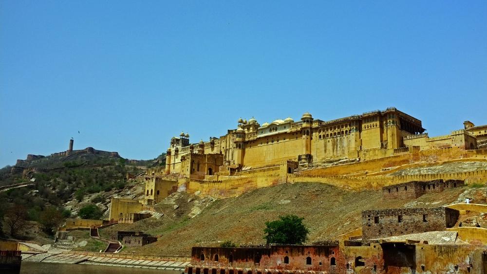 Videonauts Indien Jaipur Amber Palace