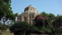 Videonauts Indien Business Trip New Delhi Lodi Garden
