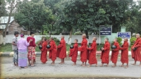 Videonauts Sabbatical Burma monks