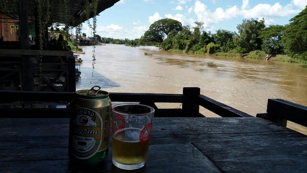 Videonauts backpacking Laos 4000 Islands 4