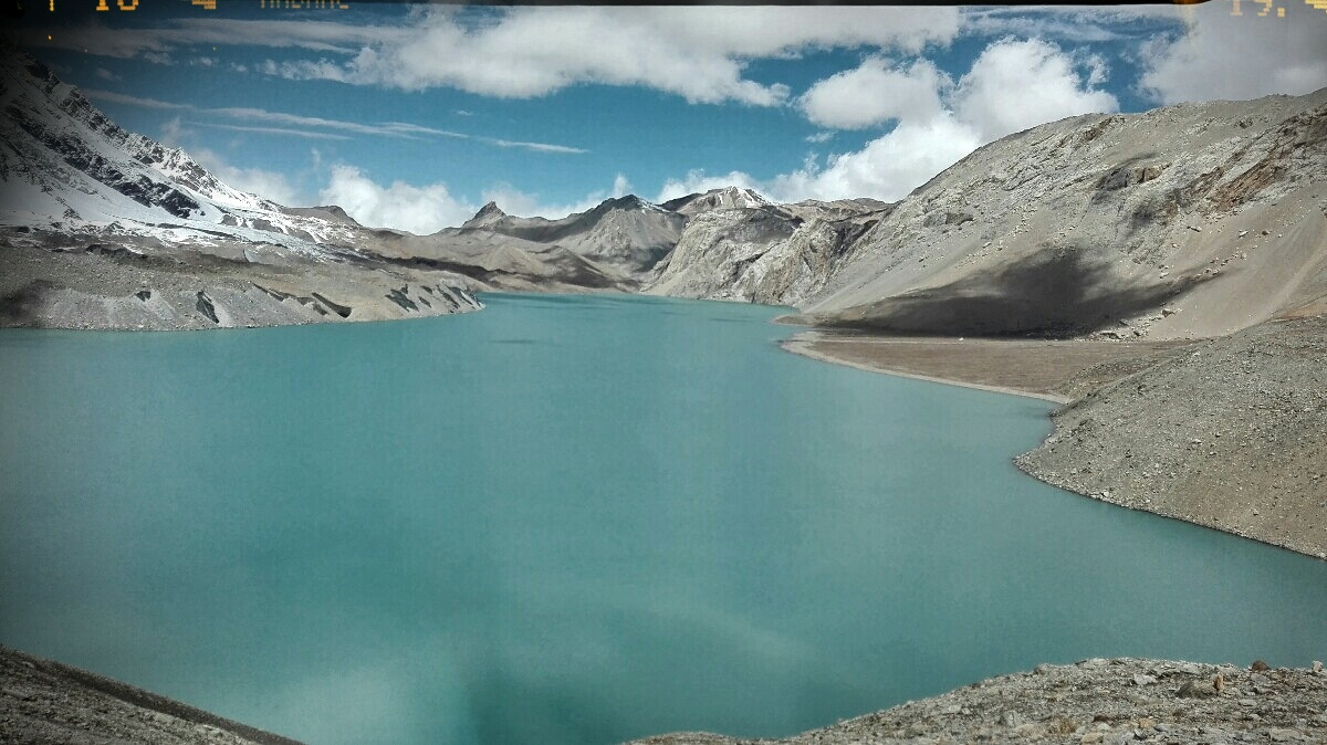 Videonauts backpacking Nepal Annapurna Tilicho Lake III