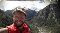 Videonauts backpacking Nepal Annapurna Circuit Upper Pisang