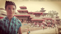 Videonauts backpacking Nepal Kathmandu Durbar Square II