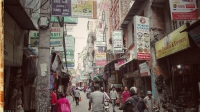 Videonauts backpacking Nepal Kathmandu Thamel