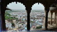 Videonauts backpacking Indien Rajasthan Bundi Fort