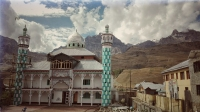 Videonauts backpacking Indien Srinagar to Leh road