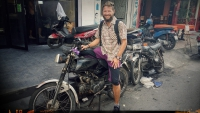 Videonauts Backpacking Vietnam Honda Win Saigon