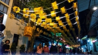 Videonauts backpacking Vietnam Hanoi Streets