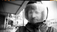 Videonauts backpacking Vietnam rain