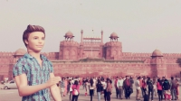 Videonauts Indien Business Trip Red Fort