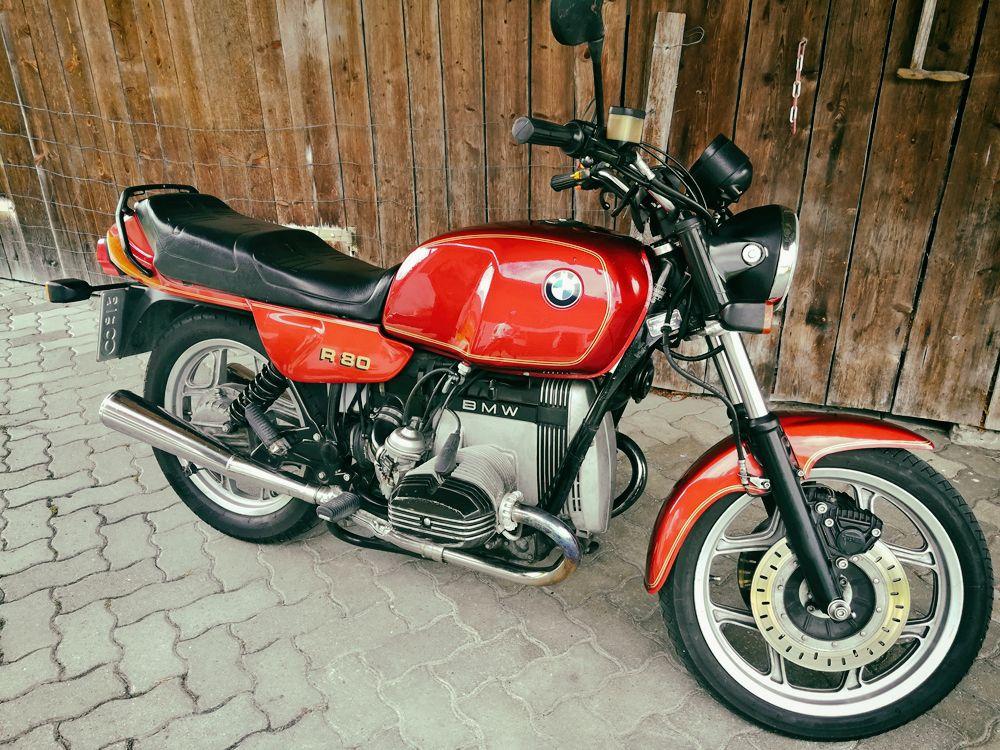 BMW R80 Original