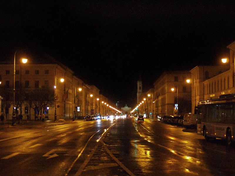 Videonauts München friday night ride