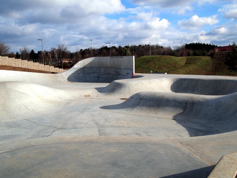 Videonauts Skatepark München Im Gefilde