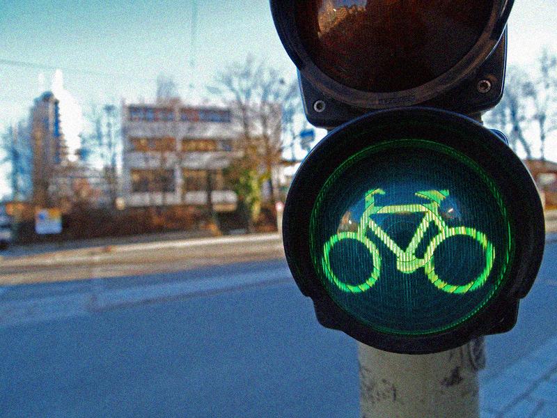Videonauts Quantum of München Fotos einer Biketour