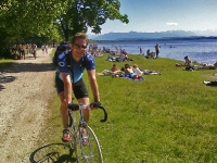 Videonauts Starnberg Bianchi Pista Radtour