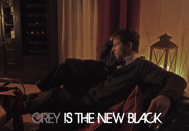 Videonauts lifestyle Grey is the new black