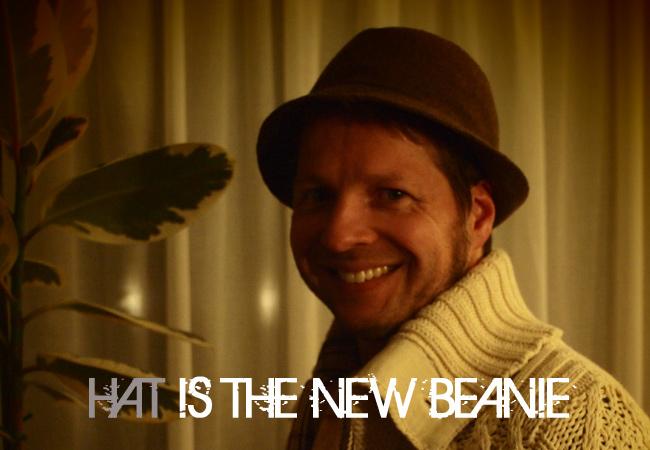 Videonauts hat is the new beanie