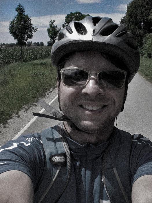 Videonauts on the road Moser vintage Rennrad