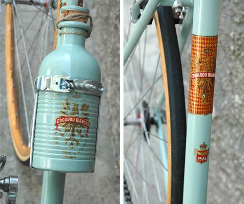 Bianchi vintage Rennrad