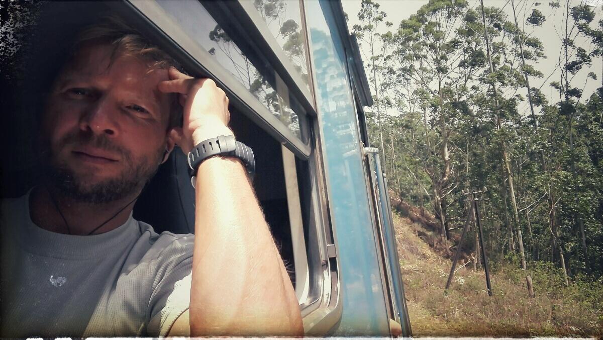 Videonauts - Sri Lanka - Zugfahrt von Ella bis Kandy - chief videonaut