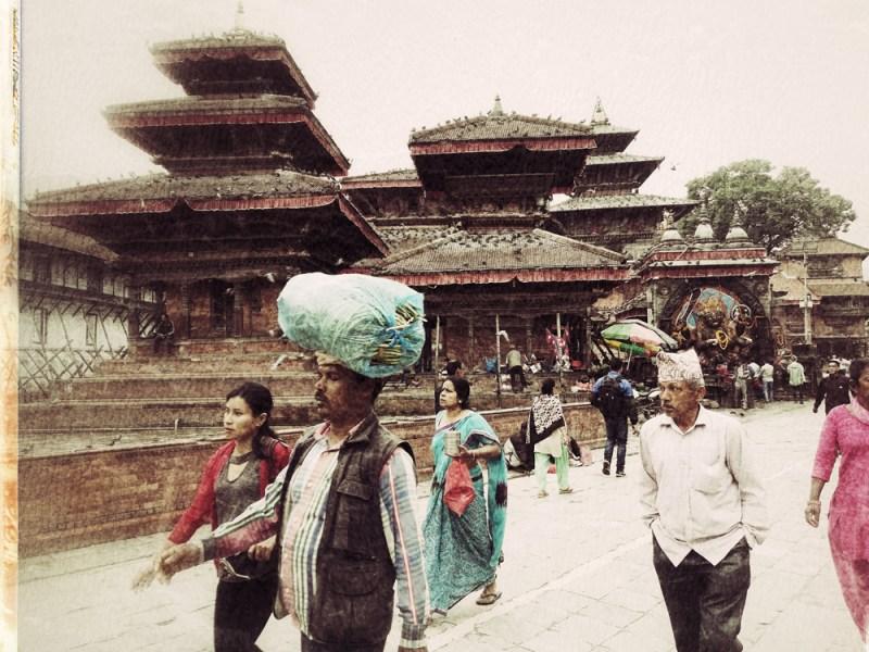Nepal Annapurna Runde 2018 Kathmandu