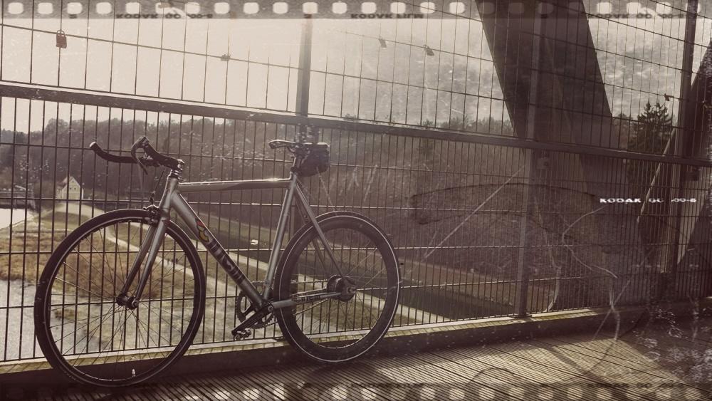 Videonauts Cinelli Mash Bolt bike ride