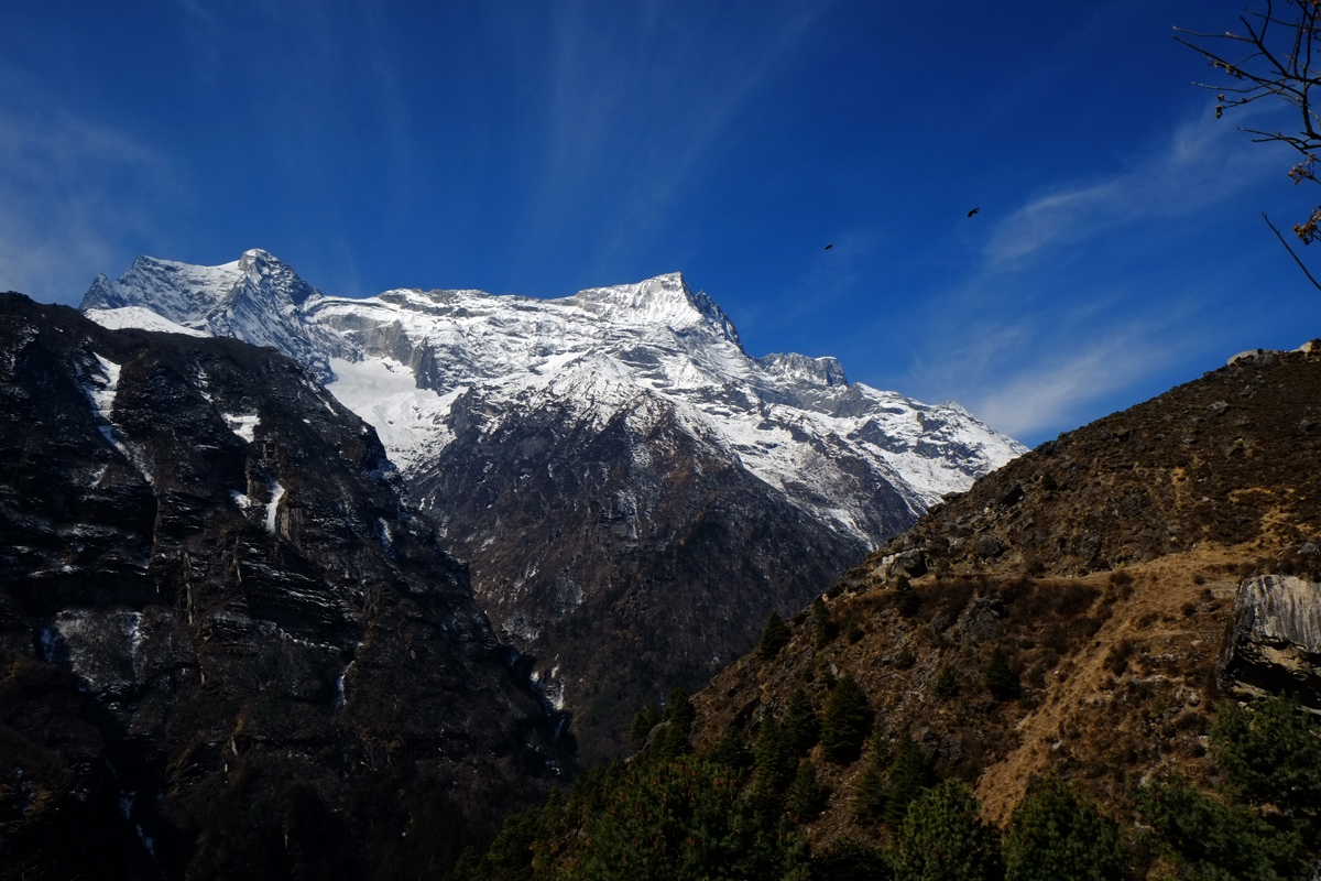 Videonauts Nepal Everest Base Camp Namche Basar Trekking