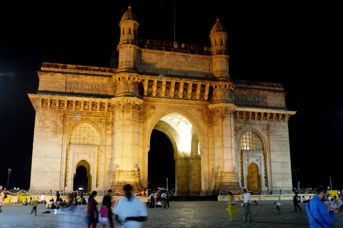 Videonauts Indien Bombay India Gate