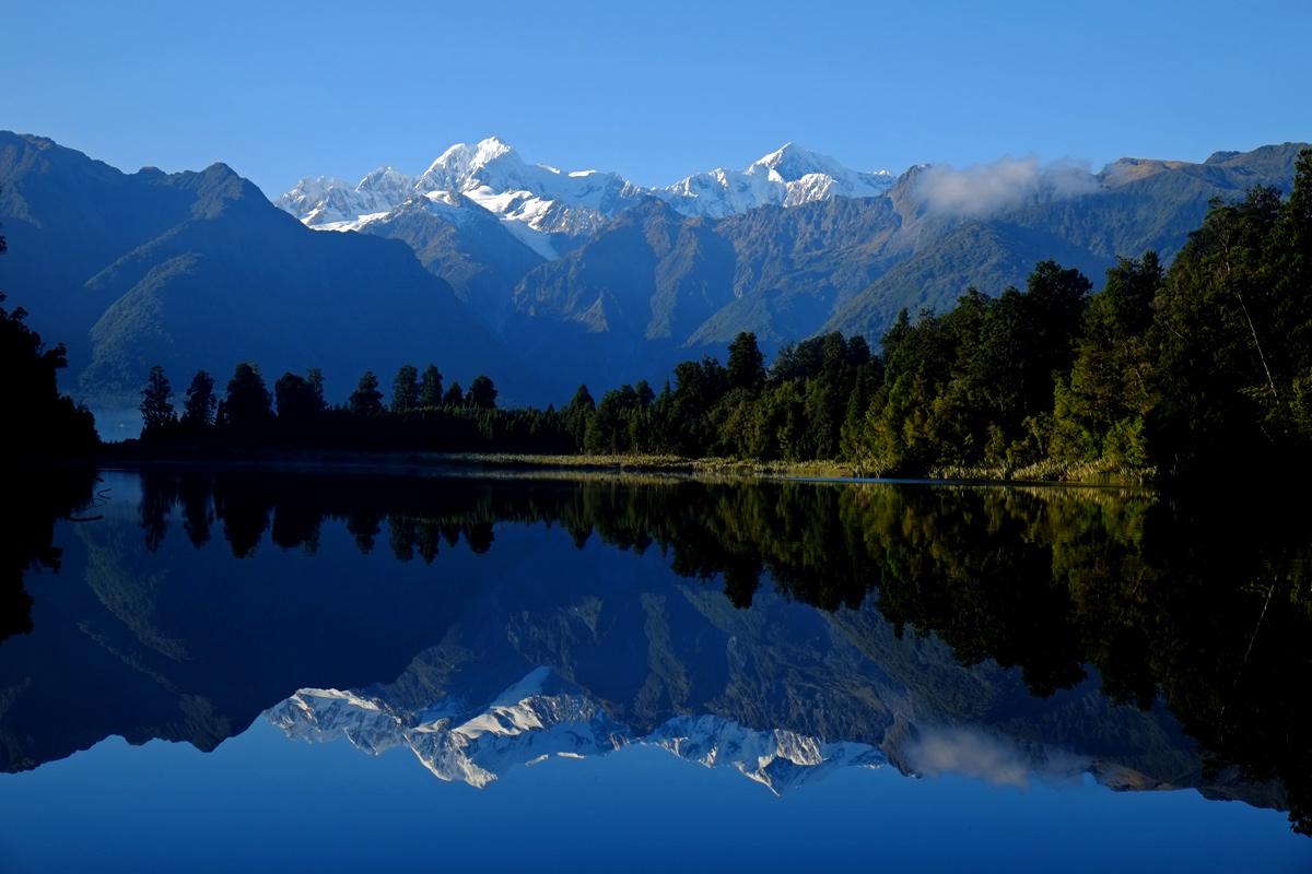 Videonauts Neuseeland Franz Josef Glacier