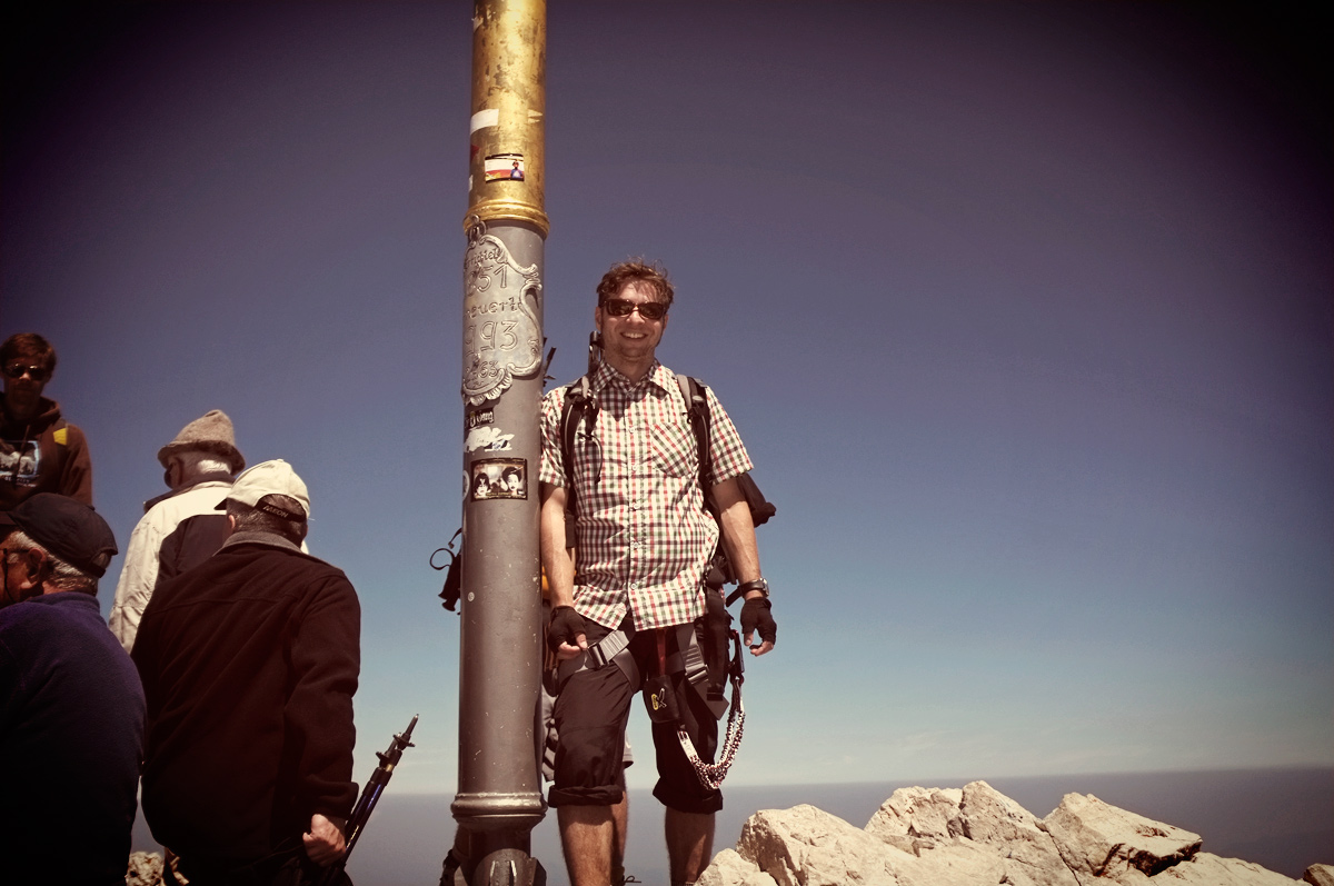 Videonauts Zugspitze Kreuz Trekking