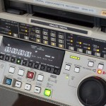Sony SX VTR analog and digital