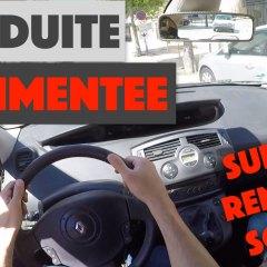 Conduite commentée sur Renault Scénic #19