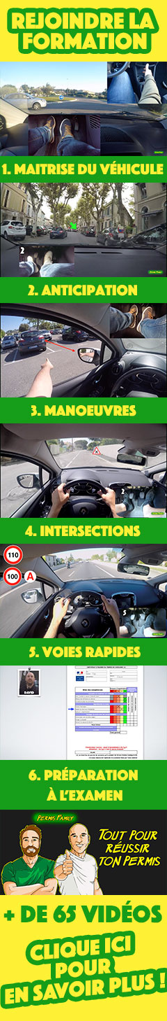 bannière Formation Apprendre à conduire