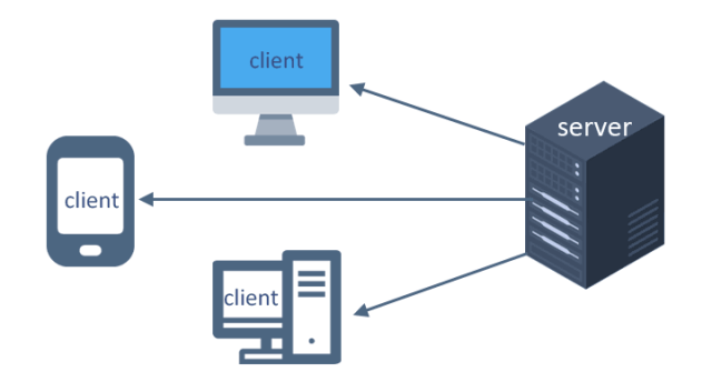 Sever Client Network