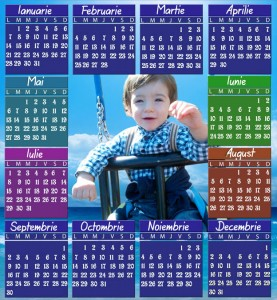 Calendare 2013
