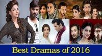 best pakistani dramas 2016