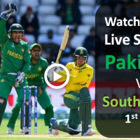 Pakistan vs South Africa One Day International Watch Live