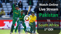 Pakistan vs South Africa Live Stream