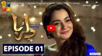 Dilruba Episode 1 Hum TV