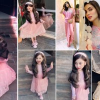 Fiza Ali Shared Beautiful Pictures of Her Daughter Faraal
