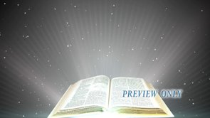 Bible Flares And Particles Worship