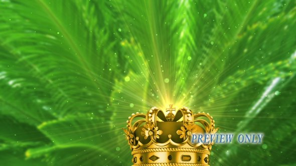 Palm Sunday: King's Crown Motion