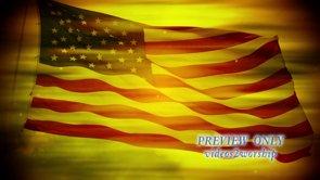 Free Patriotic Worship Background