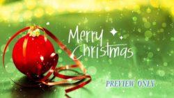 Still: Christmas Text