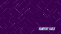 Geometric Lines On Purple Backdrop