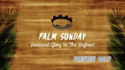 Hosanna Glory In The Highest