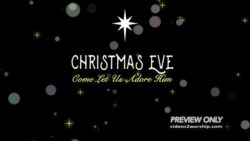 Christmas Eve Motion Background