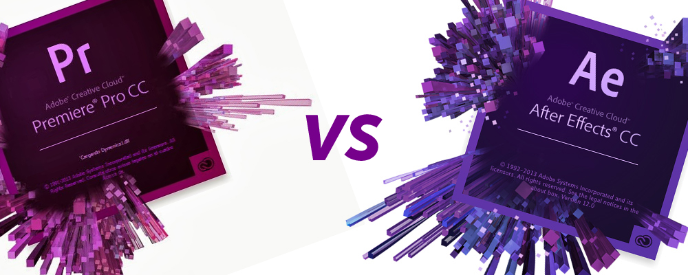 what is the difference between adobe premiere pro and adobe after