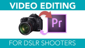 free video editing for dslr